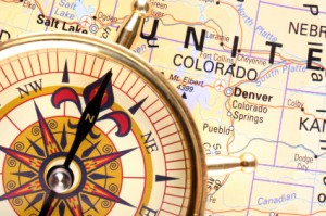 Image of Compass on Colorado
