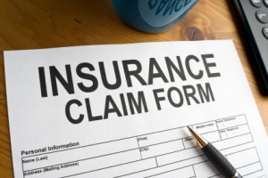 Image of Insurance Claim form