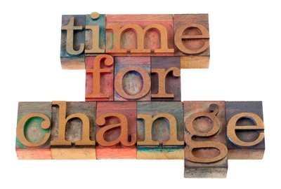 Image of Time for Change