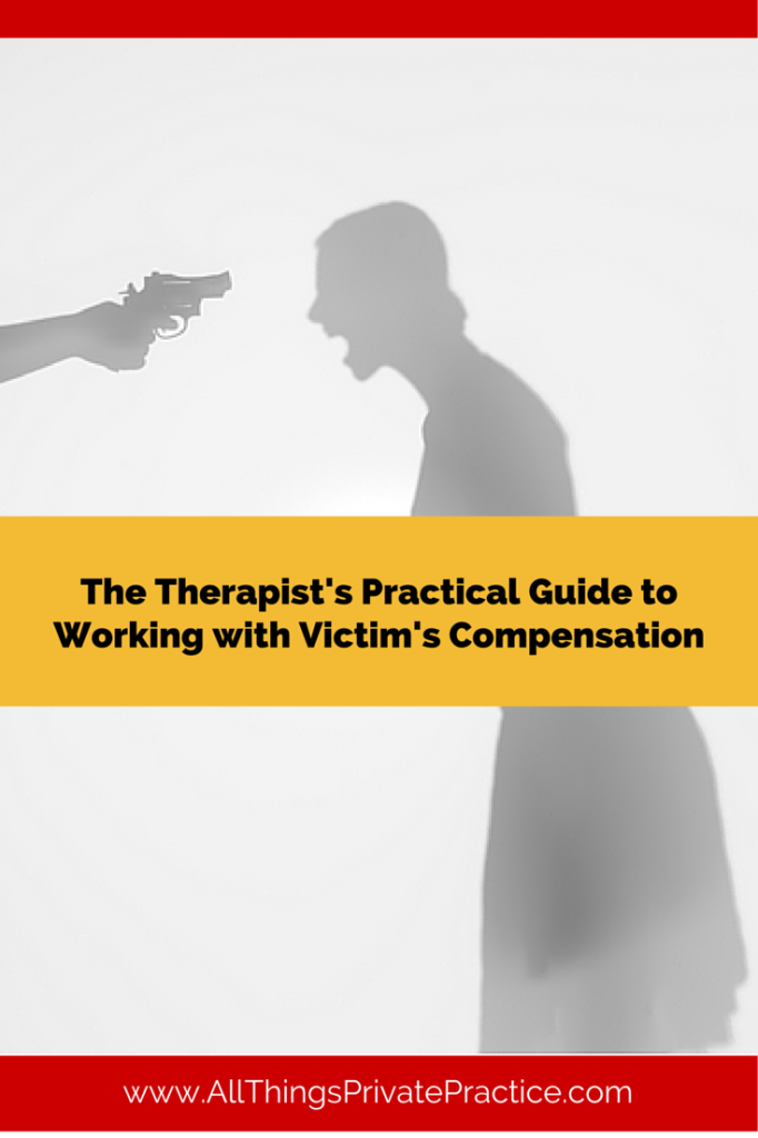 The Therapist's Practical Guide to Working with Victim's Compensation (4)